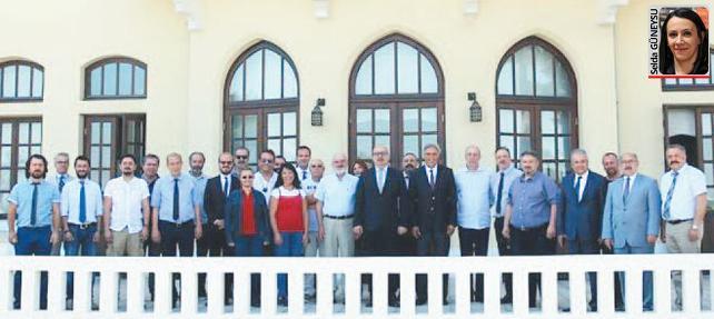 DT'nin koordinasyon toplantısı sehvenmiş