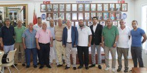 Sarıyer Spor Kulübü darbeyi kınadı