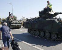 'AKP'ye göre darbenin arkasında BAE ve Mısır var'