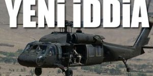 '2 helikopter ve 25 asker kayıp'