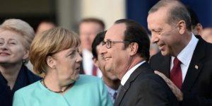 Merkel ile İncirlik pazarlığı