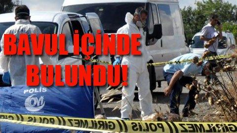 İstanbul'da ceset şoku!