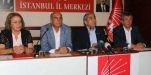 CHP'den Taksim mitingi açıklaması