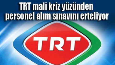 TRT şifreli yayına alıştırıyor!