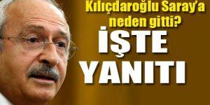 CHP lideri: Türkiye için fedakarlık ettim
