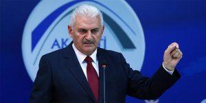 Yıldırım: Suriye'yle de normal ilişkilere döneceğiz