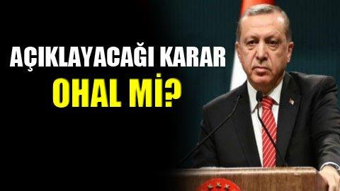 Erdoğan Meclis'i devre dışı mı bırakacak?