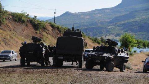Tunceli'de askere bombalı saldırı