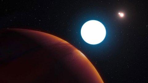 Üç 'güneş'li gezegen keşfedildi