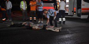 Eyüp'te kaza: 2 ölü