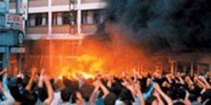 Sivas'ta katledilenler anılıyor