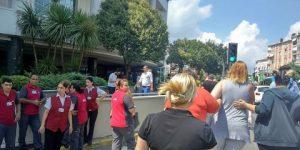 Kadıköy'de 'bomba' paniği