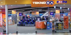Teknosa'nın 77 mağazası kapanıyor