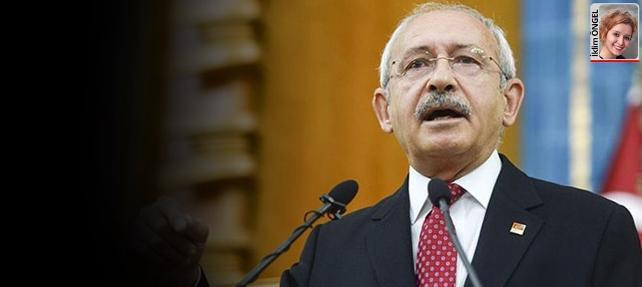 Kılıçdaroğlu: Başbakan'a bilerek gaf yaptırılıyor
