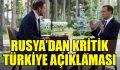 Medvedev: Türkler geldi, siz gidin diyemeyiz