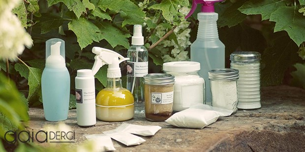 Temizlerken doğayı kirletmemek mümkün