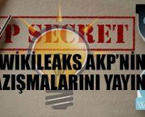 WikiLeaks, AKP'nin iç yazışmalarını yayınladı