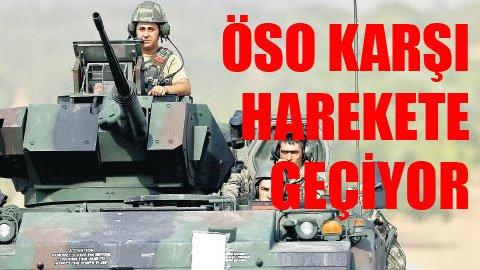 Cerablus'tan sonra hedef YPG
