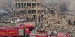 Cizre'de Emniyet'e bombalı araç saldırısı