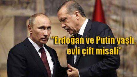 Türkiye-Rusya: Platonik aşk!