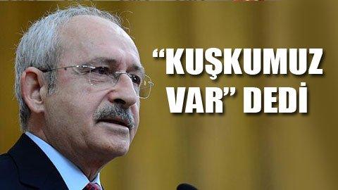 CHP lideri Yenikapı'ya neden gitmiyor?