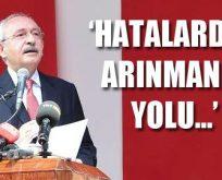 Hacı Bektaş'ta adalet vurgusu