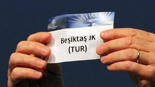 Beşiktaş'ın Ş. Ligi'nde yer alacağı torba belli oldu