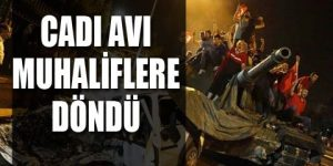 FETÖ'cüler yaptı AKP fırsata çevirdi