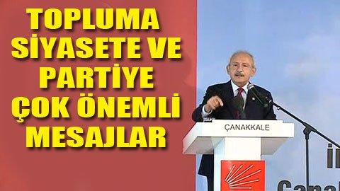 CHP lideri: Ne darbe ne dikta