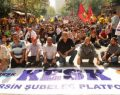 KESK'in 280 üyesi açığa alındı