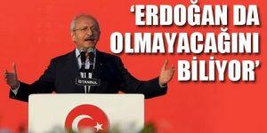Kılıçdaroğlu: Körükle gidiyor