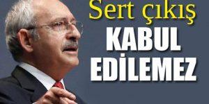 Kılıçdaroğlu: Sonu tehlike