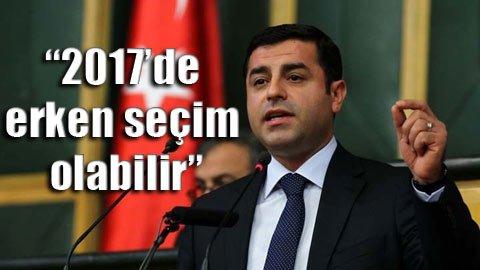 Demirtaş: PKK'nin çıkışını kabul etmiyoruz