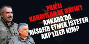 """""""Bayık ve Karayılan'ı ağırlamak isteyen AKP'lileri açıklayacağız!"""""""