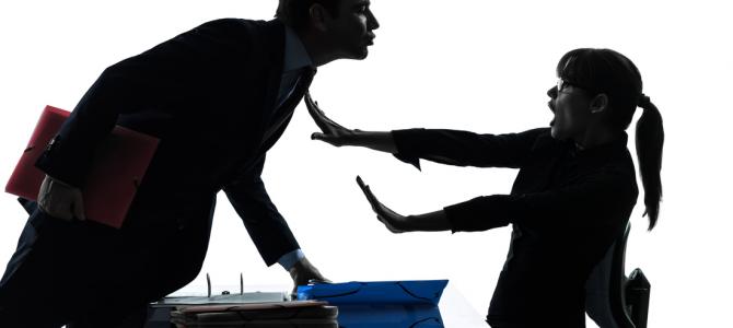 Kadın çalışanların yarısı iş yerinde tacize maruz kalıyor!