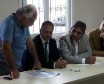 CHP Sarıyer Sarıyer'de halkın sorunlarını dinledi.