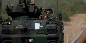 'Fırat Kalkanı'nda iki asker hayatını kaybetti