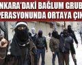 Ankara'da Nusra'nın hücresinde zehir tarifi