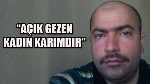 O saldırgan Erdoğan gönüllüsü çıktı