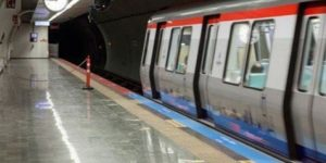 Metro istasyonunda intihar