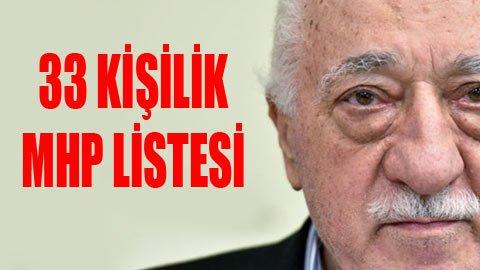 FETO'nün MHP'ye sızma harekâtı