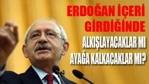 CHP lideri: Saray'a gitmeyeceğim çünkü…