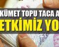 AKP'den emeklilere kötü haber