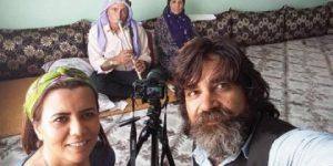 Göçerlerin hayatı belgesel film oluyor