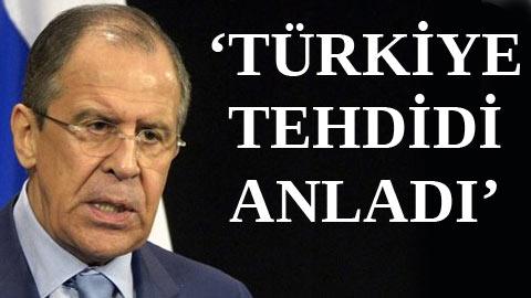 Rusya: Türkiye Esad konusunda esnedi