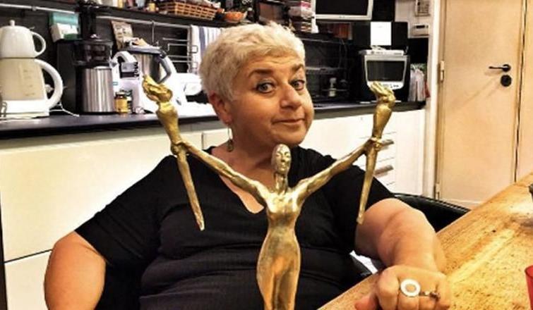 Serra Yılmaz İtalya'da en iyi kadın oyuncu seçildi