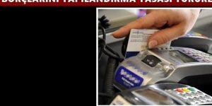 AKP'den iki ürüne taksit yasağı