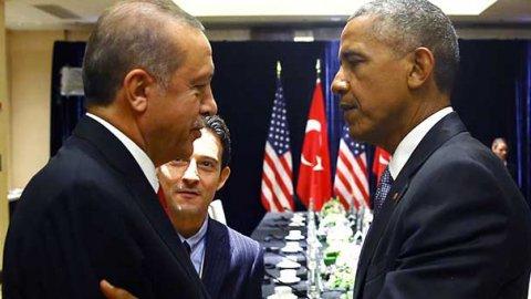 Erdoğan-Obama görüşmesinin mesajları