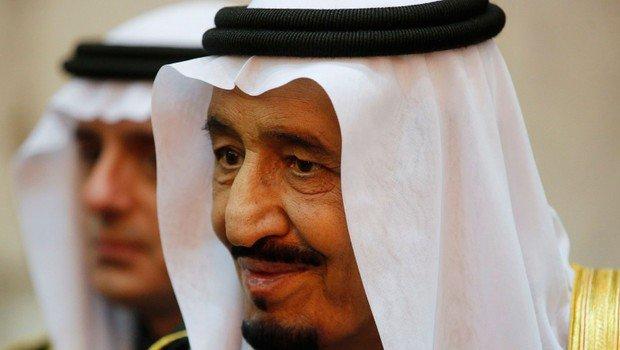 Suudi Arabistan'da iklim tersine döndü