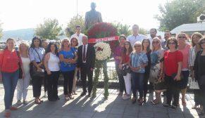 CHP Sarıyer 93 Yıl Anması Gerçekleştirdi.